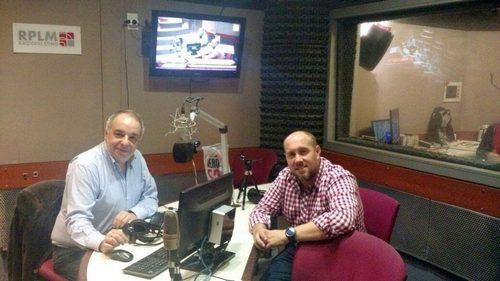 Pablo Godoy en El Diario de Turismo Radio