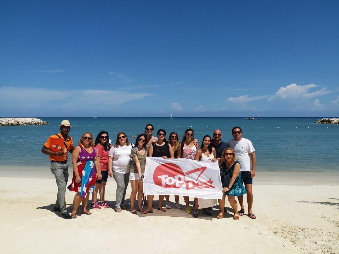 Fam Tour en Jamaica junto a Copa Airlines